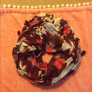 Trendy infinity scarf from Urban Outfitters.